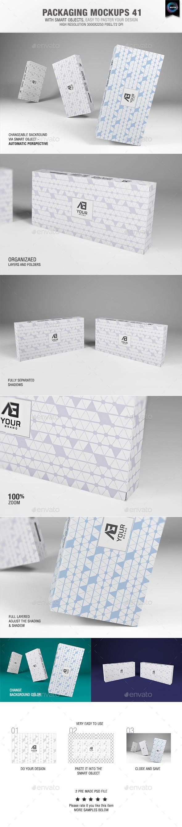 Packaging Mock-ups 41 - Packaging Product Mock-Ups