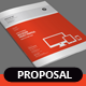 Web Design Project Proposal - GraphicRiver Item for Sale