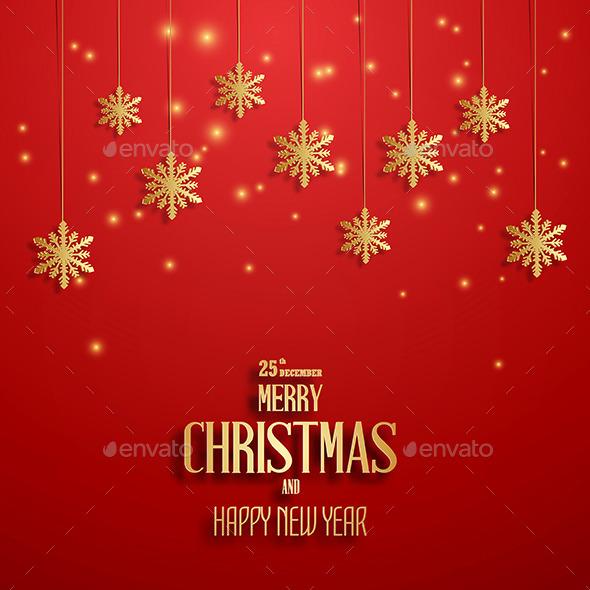 Merry Christmas Poster - Christmas Seasons/Holidays