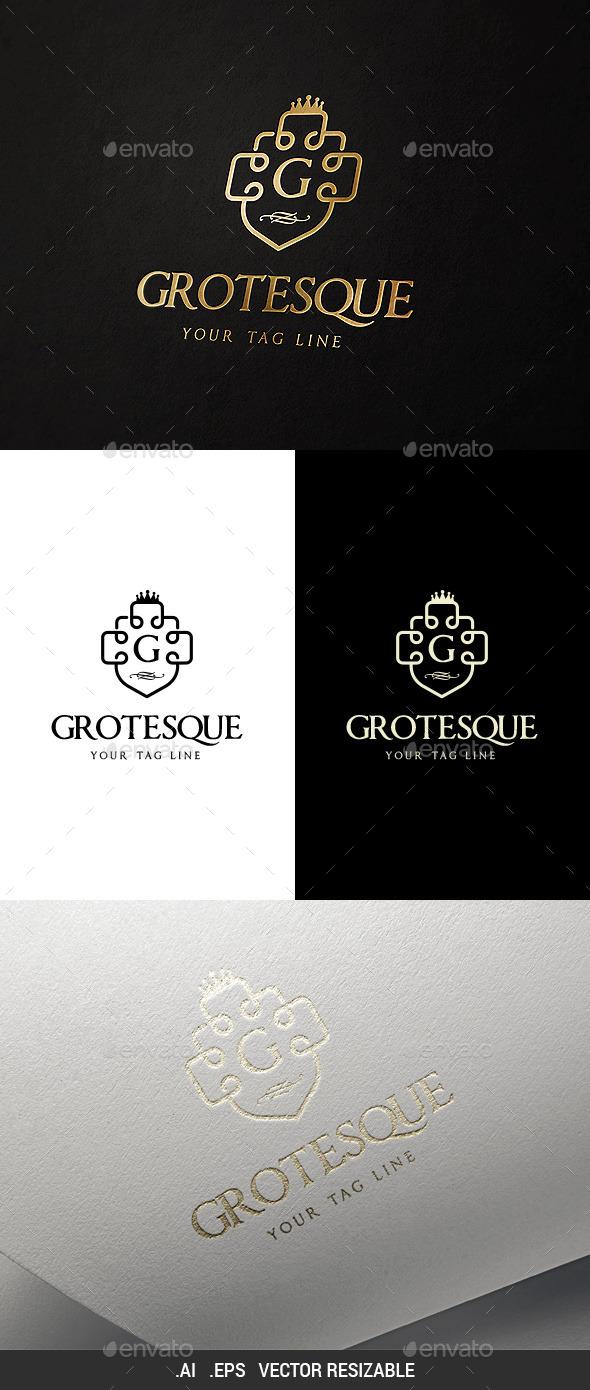 Classic Logo - Crests Logo Templates