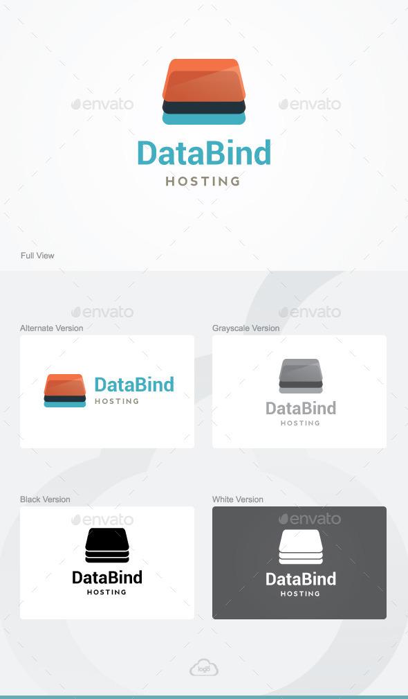 Data Bind Logo Template - Symbols Logo Templates