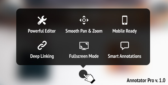 Annotator Pro - Image Tooltips & Zooming - CodeCanyon Item for Sale