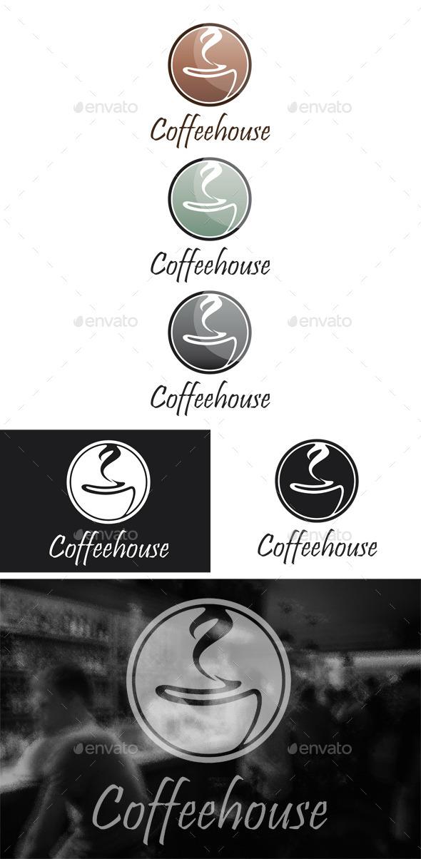 Coffeehouse Logo - Food Logo Templates