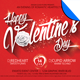 Valentine's Day Multi Purpose Flyer Templates