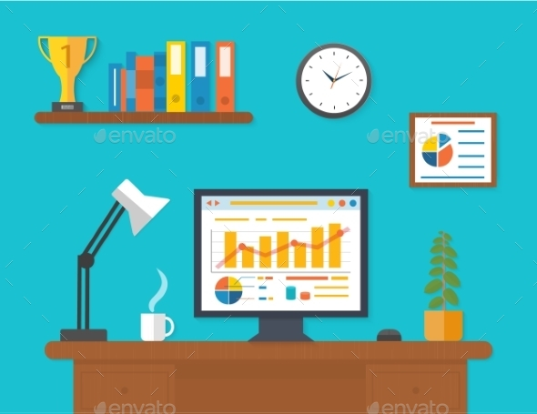 Office Interior - Concepts Business