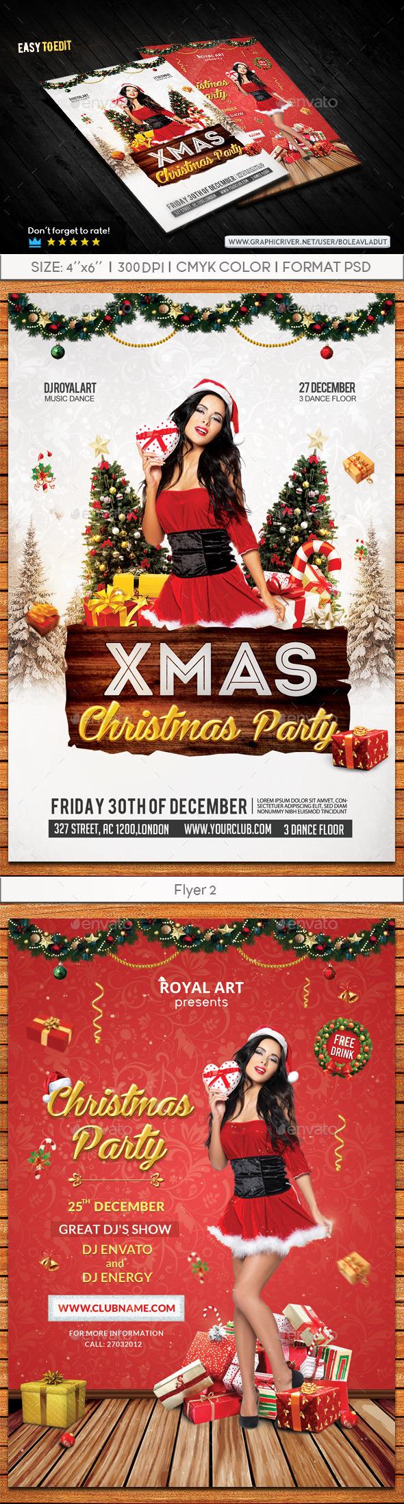 Bundle Christmas - Holidays Events