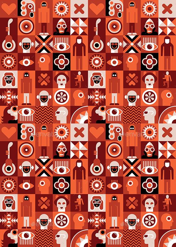 Art Background - Backgrounds Decorative