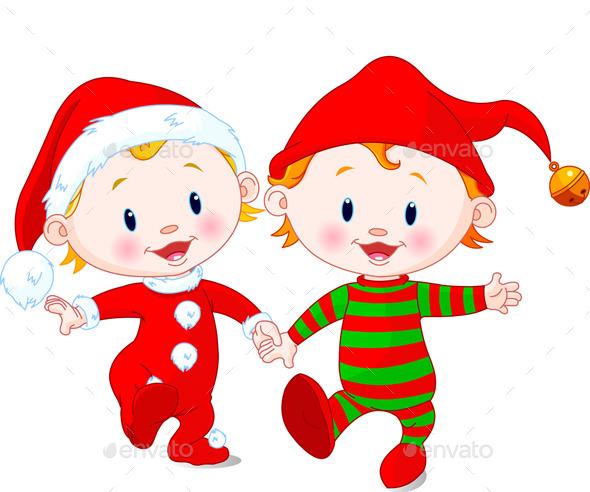 Christmas Babies  - Christmas Seasons/Holidays