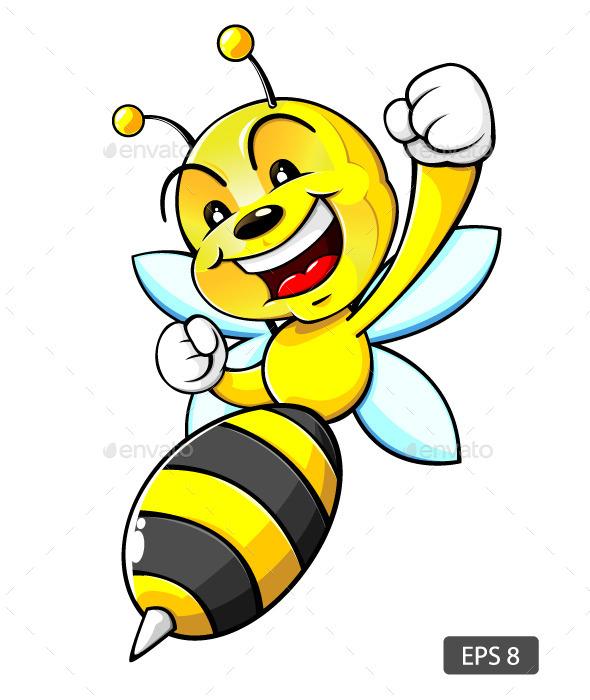 Bumblebee Character - Animals Characters