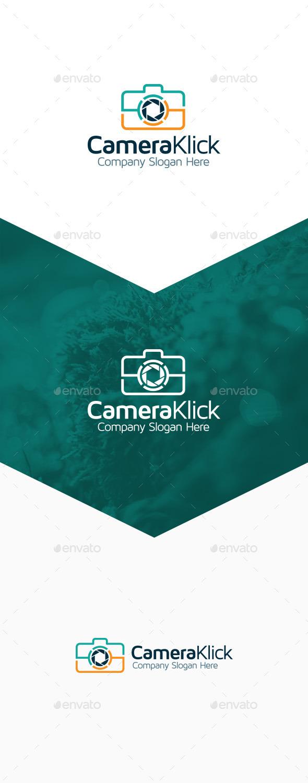 Camera Shutter - Symbols Logo Templates