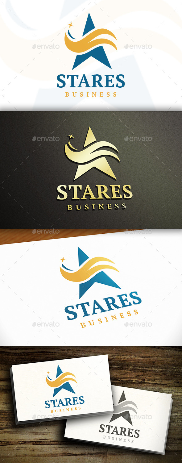 Star Business Logo - Symbols Logo Templates