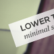 Minimalist Lower Thirds Template - VideoHive Item for Sale