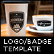 Vintage Retro Logo Badges Set - GraphicRiver Item for Sale