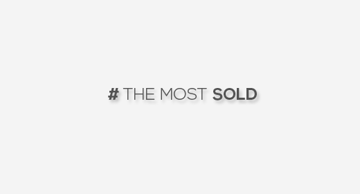 the most sold
