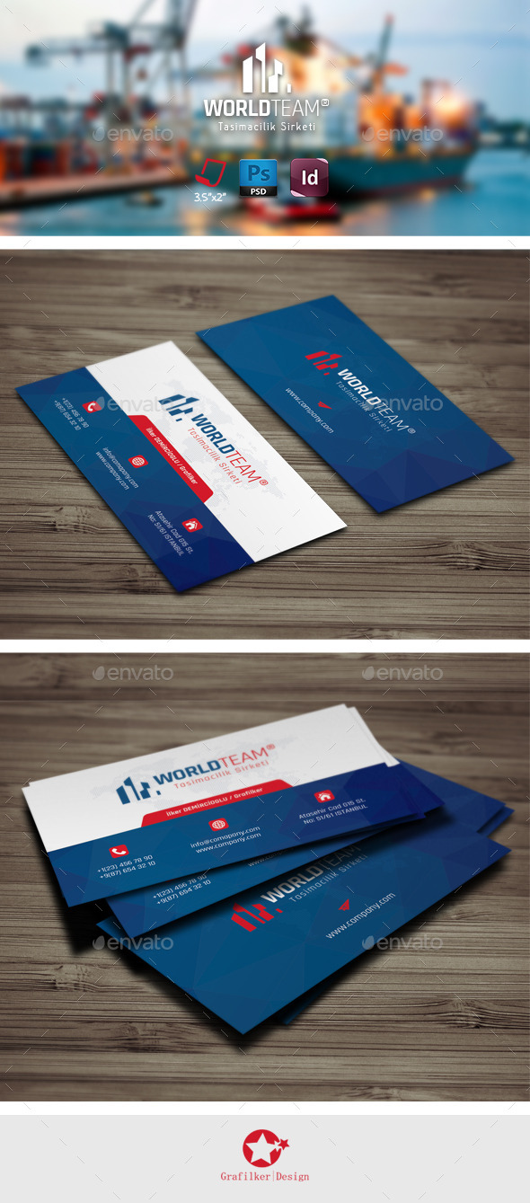 Corporate Business Card Templates - Corporate Business Cards