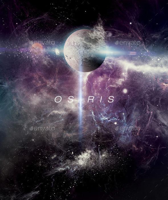 Osiris Space Art - Digital - Graphics