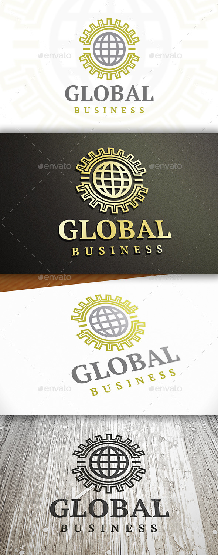 World Business Logo - Symbols Logo Templates