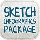 Sketch Infographics - VideoHive Item for Sale