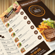 Food Menu 2 - GraphicRiver Item for Sale