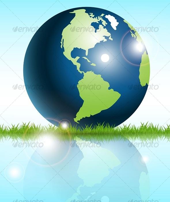 Globe - Web Elements