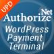 Authorize.Net Payment Terminal Wordpress