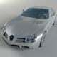 Mercedes SLR McLaren - 3DOcean Item for Sale