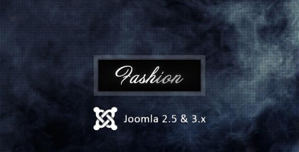 Fashion :: Premium Responsive Portfolio Joomla - Joomla CMS Themes