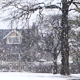 Winter Village Snowfall - 01 - VideoHive Item for Sale