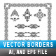 Mix Borders Template - GraphicRiver Item for Sale