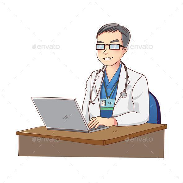Doctor - Health/Medicine Conceptual