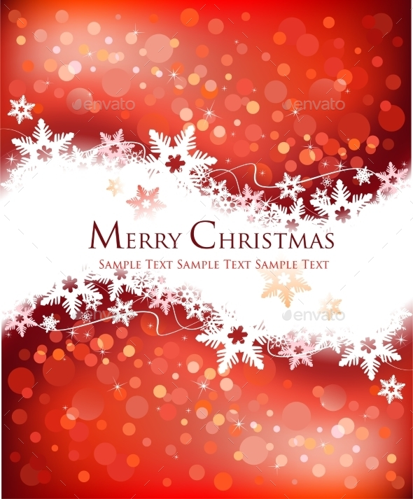 Festive Christmas Background. - Christmas Seasons/Holidays