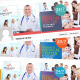 Medical Center Timeline - GraphicRiver Item for Sale