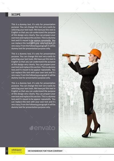 HR and Employee Handbook