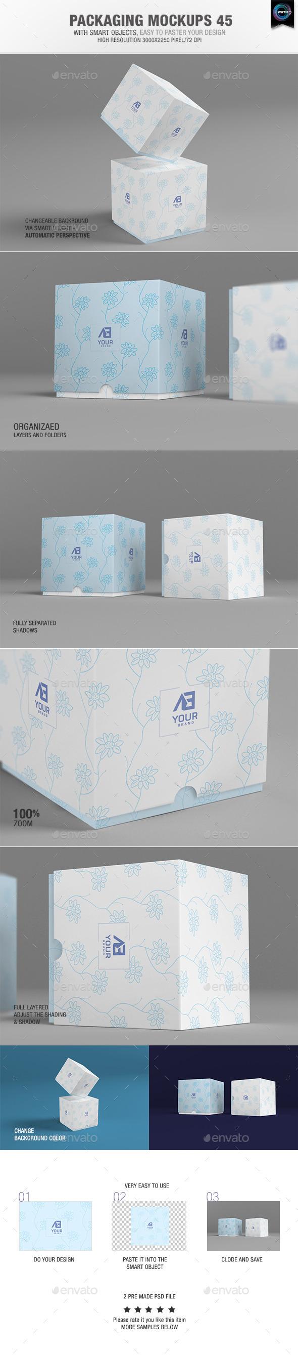 Packaging Mock-ups 45 - Packaging Product Mock-Ups