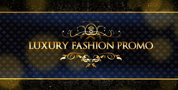 Luxury Fashion Promo