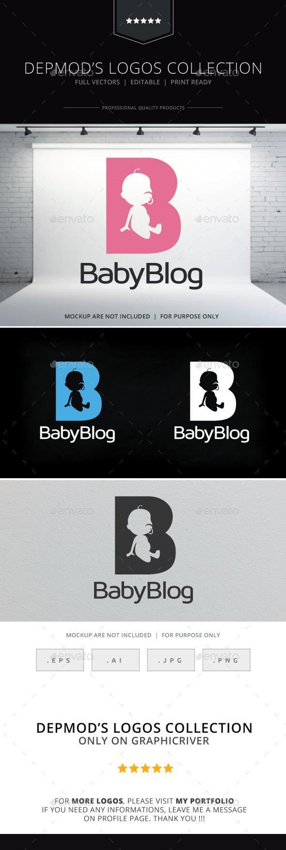 Baby Blog Logo