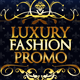 Luxury Fashion Promo - VideoHive Item for Sale