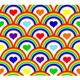 Seamless rainbow pattern - GraphicRiver Item for Sale