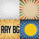 Rays Backgrounds Col 1 - GraphicRiver Item for Sale