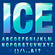 Ice Letters - GraphicRiver Item for Sale