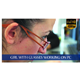 Girl With Glasses Working - VideoHive Item for Sale