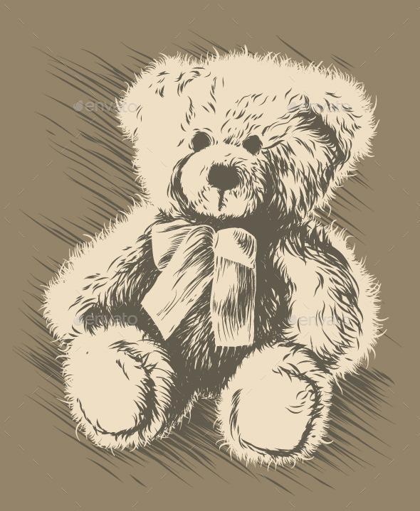 Teddy Bear - Animals Characters