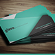 Corporate Business Card Design - GraphicRiver Item for Sale