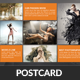 Photography Studio Postcard Template - GraphicRiver Item for Sale
