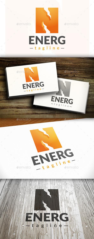 Energy Logo - Letters Logo Templates