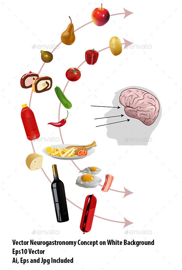 Neurogastronomy - Food Objects