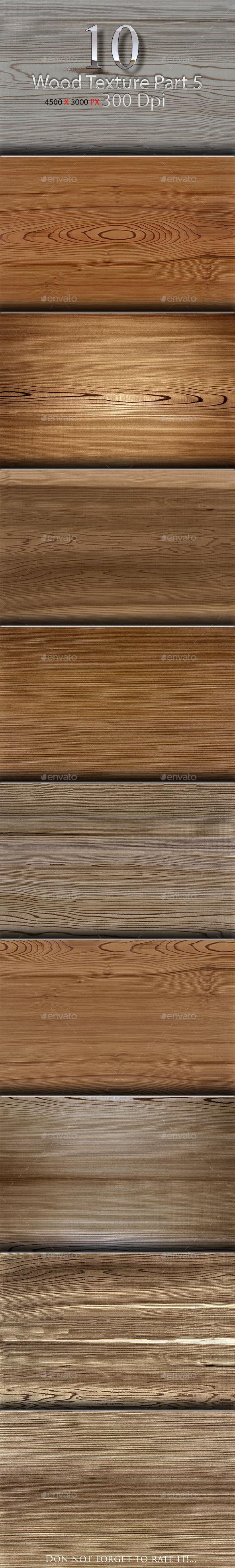 10 Wood Texture Part 5 - Wood Textures