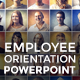 HR and Employee Orientation PowerPoint  - GraphicRiver Item for Sale