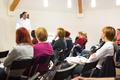 Speaker at Business Workshop. - PhotoDune Item for Sale