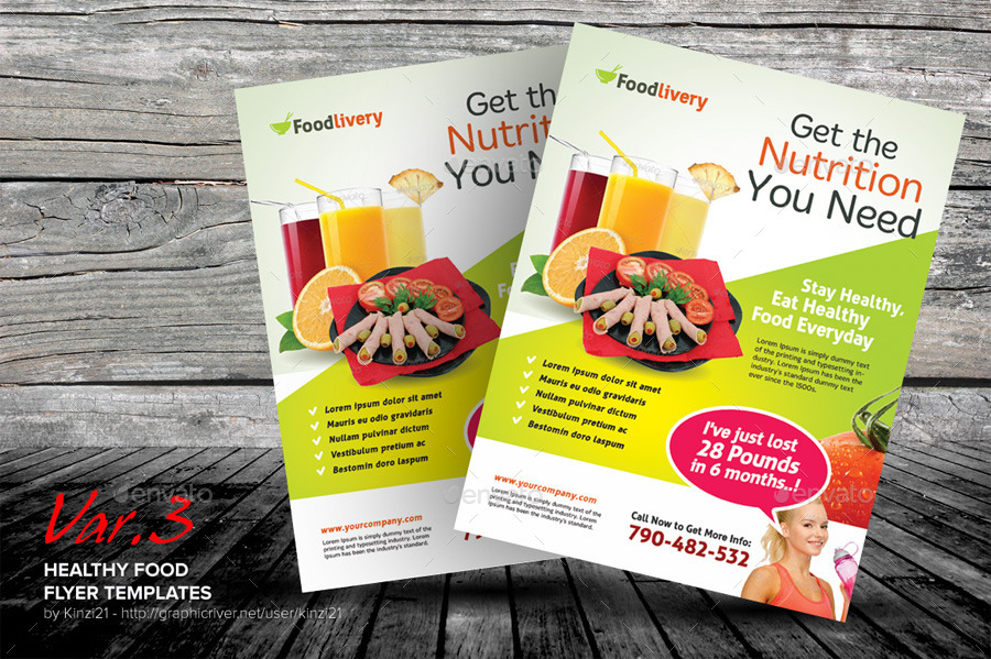 healthy food flyer people davidjoel co